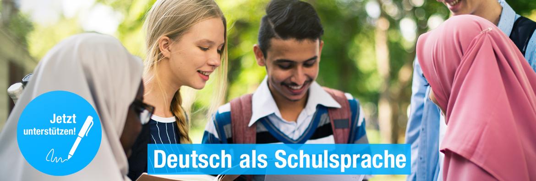 Schulsprache Deutsch