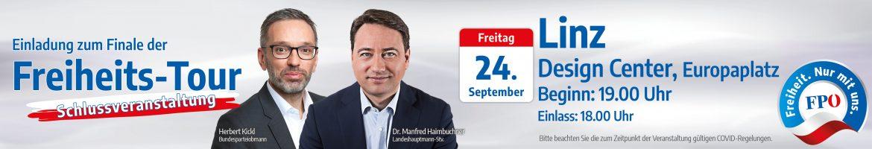 Freiheits-Tour in Linz
