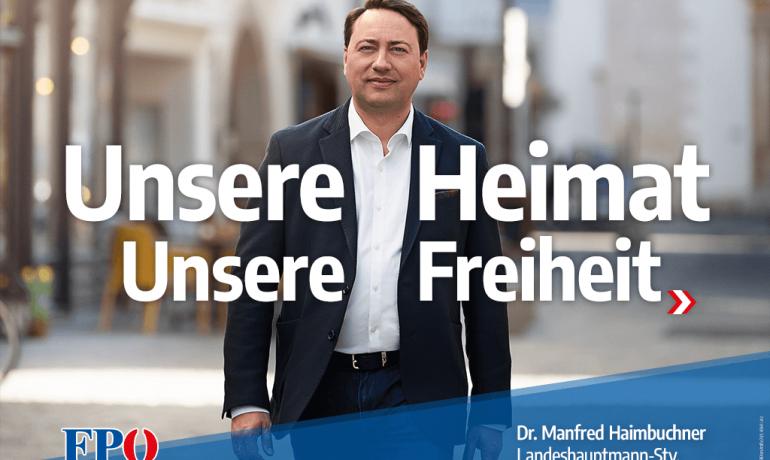 """""""Unsere Heimat. Unsere Freiheit."""" – 16 Bogen"""
