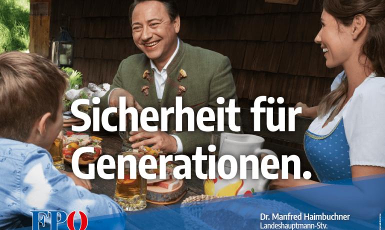 """""""Sicherheit für Generationen."""" – 16 Bogen"""