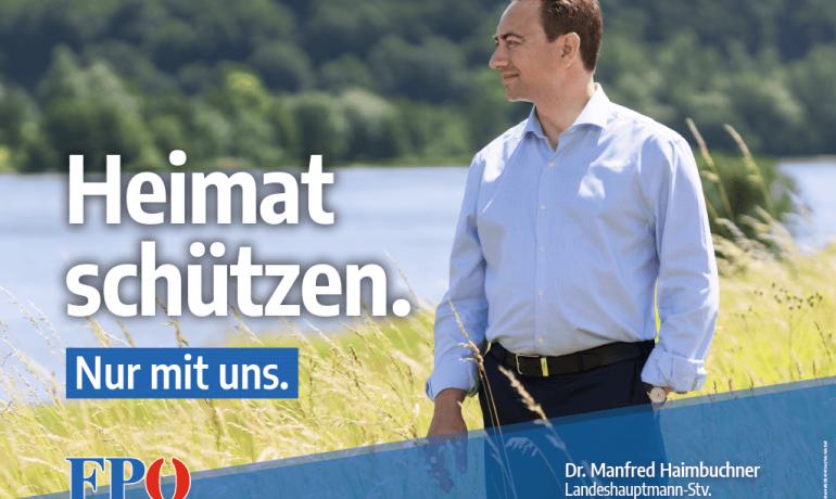 """""""Heimat schützen."""" – 16 Bogen"""