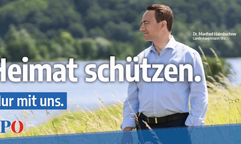 """""""Heimat schützen."""" – 24 Bogen"""