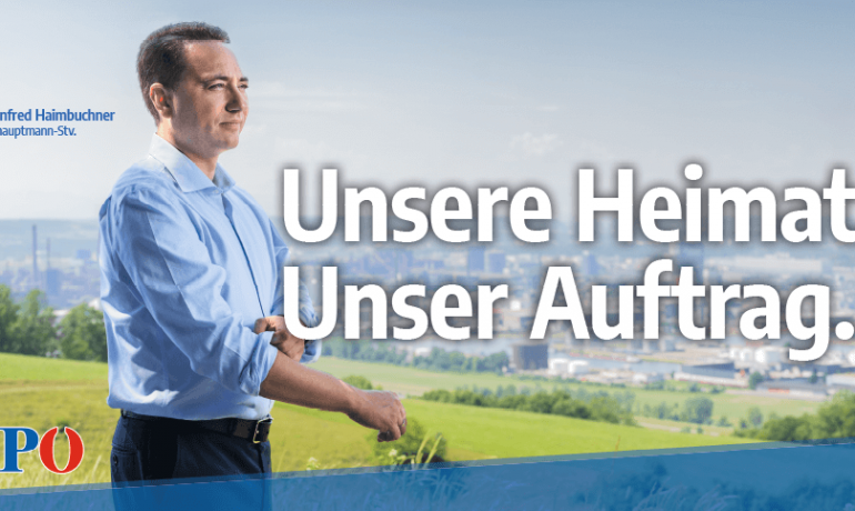 """""""Unsere Heimat. Unser Auftrag."""" – 24 Bogen"""