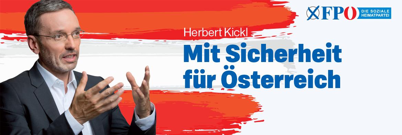 Mit Sicherheit für Österreich